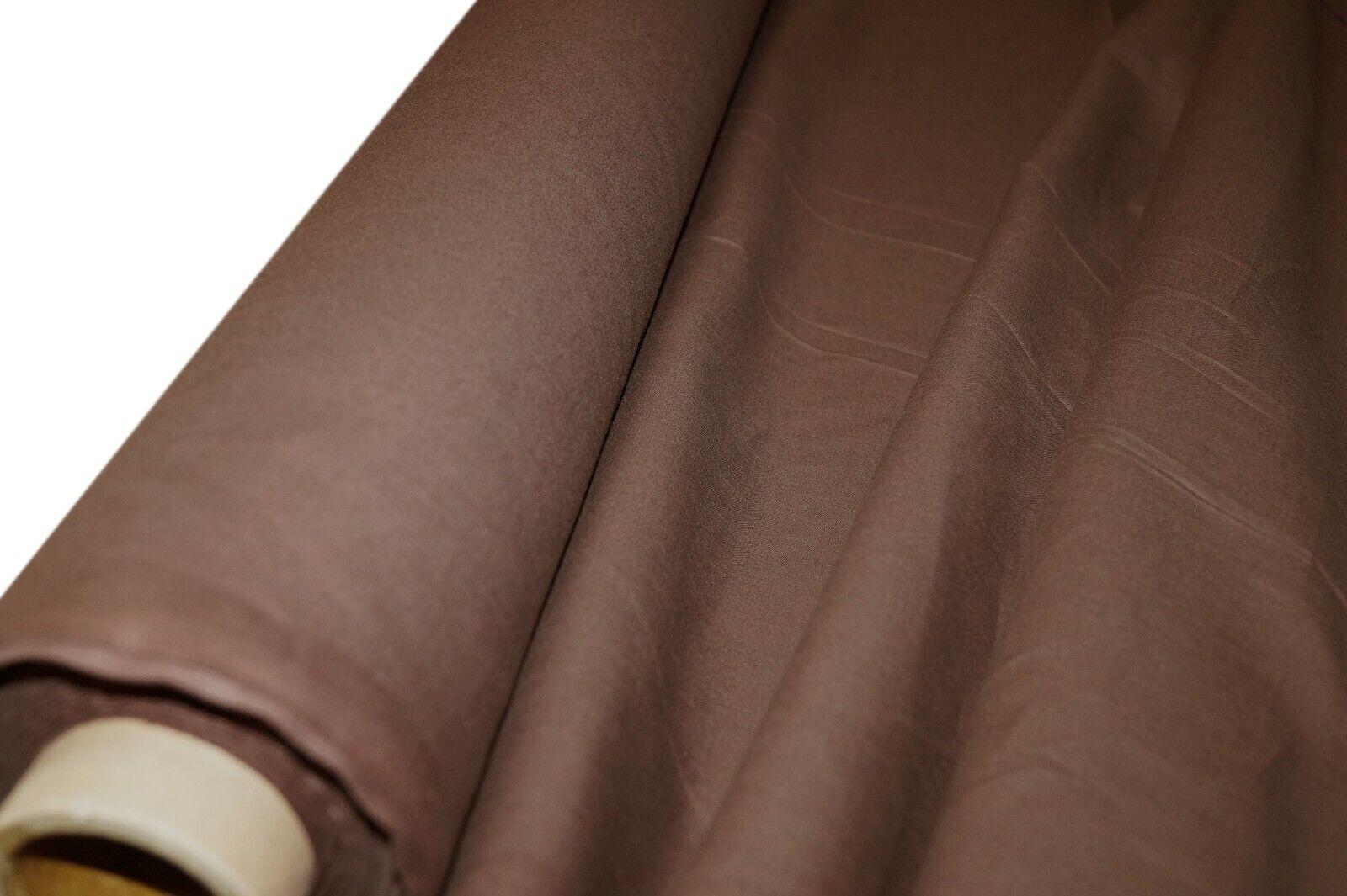 "60/"" Width 100/% Black Cotton Fabric Plain Sheeting Quiltin 150cm Crafts"