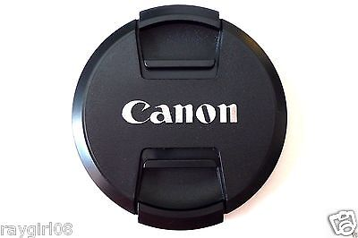 72mm Replacement Front Lens Cap For Canon IS USM E-72UII E-72 ()