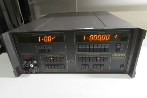 Datron 4200 AC Standard Voltage/Current Calibrator, Opt 30 80 90, #2