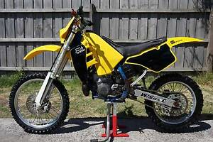 Suzuki RMX250 2 Stroke Enduro! Vinduro VMX Mordialloc Kingston Area Preview