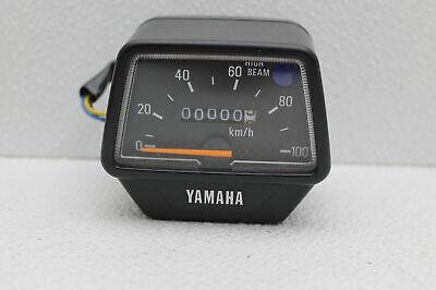 1988-1990 YAMAHA DT50 SPEEDOMETER KILOMETERS GAUGE METER (YTGU44)