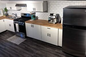 OPEN HOUSE TODAY 1bdr+1bth Queen West (July 1 or 15)