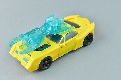 Transformers Robots In Disguise Bumblebee VS Major Mayham Rid - Transformers Robots In Disguise Bumblebee