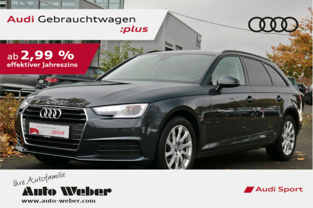 A4 Avant 2.0TDI APS+ NAVI+ VIRTUAL COCKPIT GRA