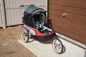 Wike Softie Bicycle Trailer (trailer/stroller/jogger)