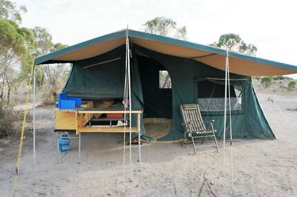 Camper Trailer Whyalla Norrie Whyalla Area Preview