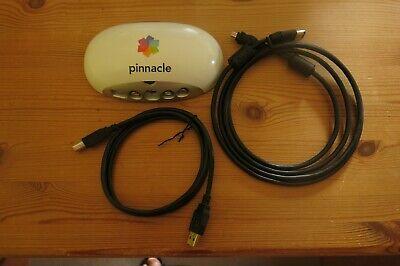 +++Pinnacle Studio Movie Box 510-USB, mit Firewire-Anschluss+++