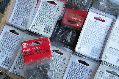 Gardner Bender Metal Staples Ms-1555 12 Case Of 72 Packages