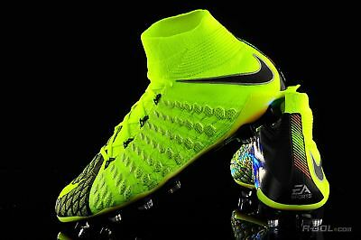 Nike EA SPORTS Hypervenom Phantom 3 DF SE FG SOCCER CLEATS FOOTBALL 882008-700 8