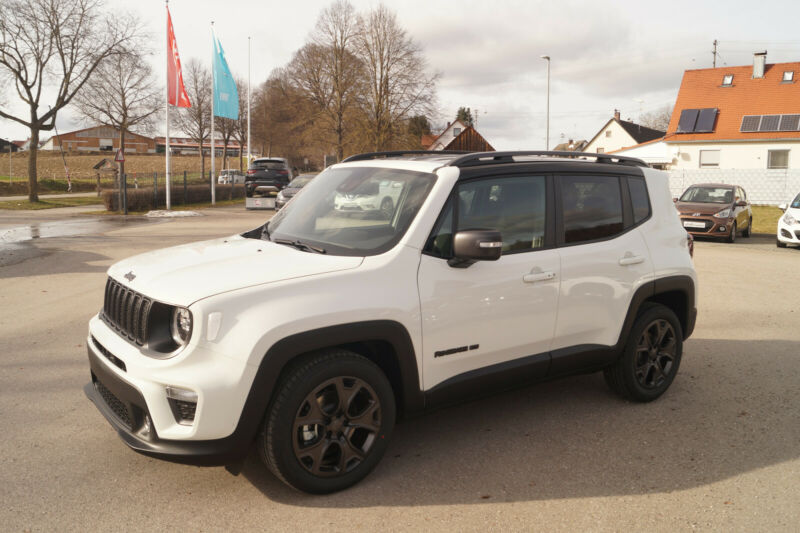 Jeep Renegade Aniversery  FWD