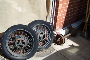 Austen 7 Dif and wheels Sefton Park Port Adelaide Area Preview