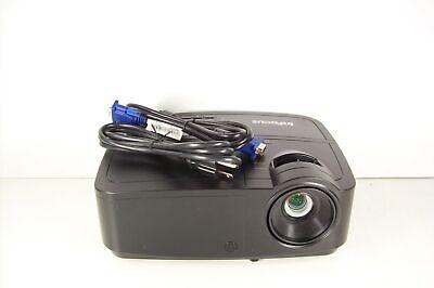 InFocus IN116a VGA HDMI 3000 Lumens 1280 x 800 1190 Lamp Hrs PC 3D DLP Projector