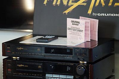 GRUNDIG FINEARTS CD 9000 CD Player mit Gewährleistung