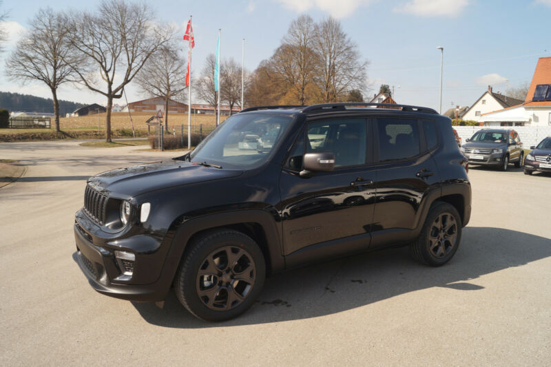 Jeep Renegade Limited Plug-In-Hybrid 4Xe Sport