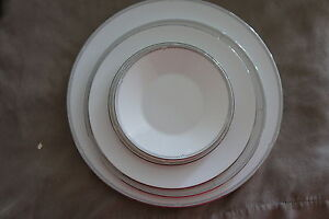 W-Wedgwood-Solane-Square-Dinnerware-Plate-5-Piece-Set-White-Dinner-Plates