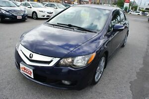 2009 Acura CSX PREMIUM | LEATHER  | SUNROOF  |