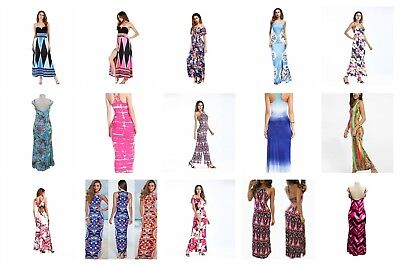 Womens Dresses Wholesale (wholesale 20 Bohemian Dresses e maxi sundress beach dress vacation dress)