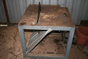garage Sale firwood saw bench Tailem Bend The Coorong Area Preview