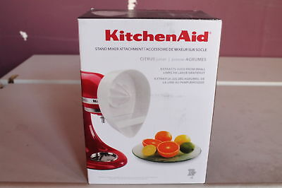 KitchenAid JE Citrus Juicer Prevail Mixer Attachment