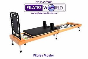 PILATES REFORMER ( NEW 2016 FOLDABLE ) PILATES MASTER PM-FOLD-01 North Sydney North Sydney Area Preview