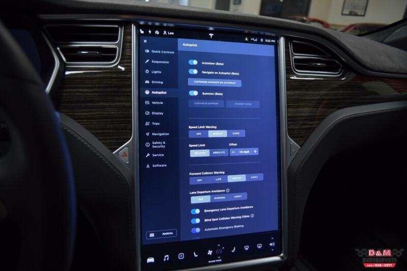 Image 18 Coche Americano usado Tesla Model S 2017