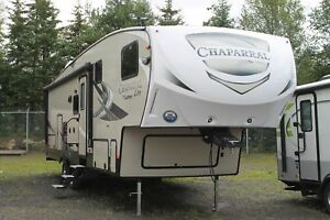 2018 Chapparal by Coachmen 295BHS Lite