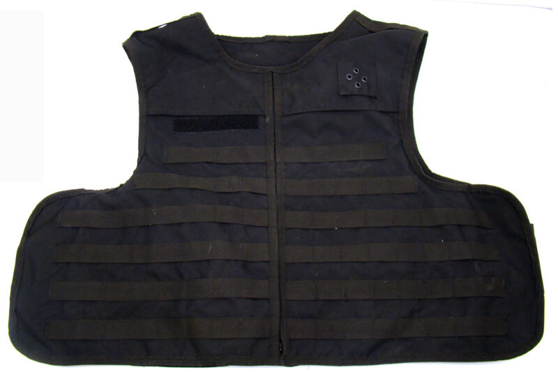 Survival Survival Armor Osprey Tactical Molly Vest/Bullet Proof Carrier ONLY XL