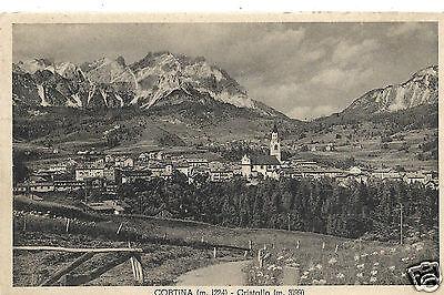 Cortina (Belluno) Cristallo f.p.