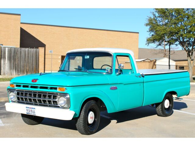 Ford : F-100 F100 1965 ford f 100 fully restored show winner immaculate
