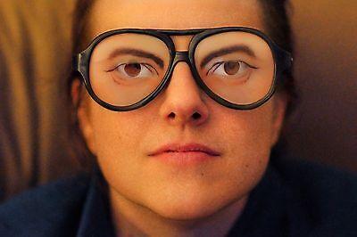 Funny Eyeglasses Costume Fake Eyes Disguise Prank Joke Gag Gift Glasses - Costume Eyes