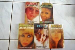 Jilly Cooper Book Bundle Mornington Mornington Peninsula Preview