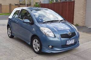 2006 Toyota Yaris YRX Hatchback Just Serviced Dandenong Greater Dandenong Preview