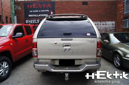 TOYOTA HILUX SJS CANOPY & hilux canopy in Melbourne Region VIC | Auto Body parts | Gumtree ...