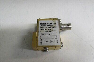 Noise Com Nc5128 Noise Source 26.5 - 40 Ghz