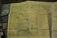 Istituto Geografico Militare - Cartina Geografica A Colori - San Luca -  - ebay.it