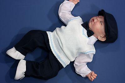 Taufanzug , Taufanzug Junge, Baby Anzug, Anzug , Taufe, Festanzug baby G024-6