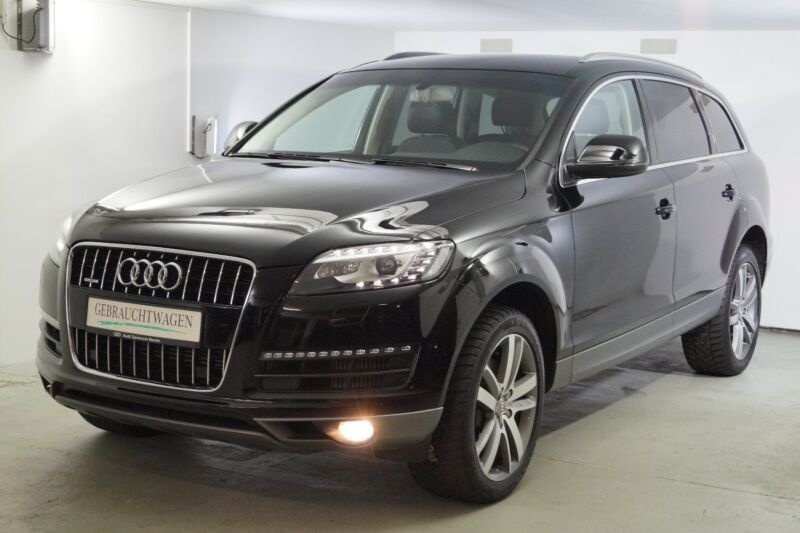 audi q7 occasion allemagne autovisual. Black Bedroom Furniture Sets. Home Design Ideas