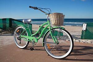 GC Bikes Kirra Ladies 7 Speed Beach Cruiser Brand New Miami Gold Coast South Preview