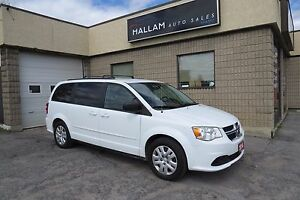 2014 Dodge Grand Caravan SE/SXT Dual Air, Windows, Stow n Go