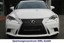 Lexus IS 350 AWD Teil Leder, LED, Sport,