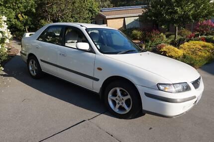 1999 Mazda 626 Automatic