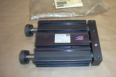 New Parker Xlr12-01b-b Linear Slide Air Pneumatic Cylinder Xlr1201bb