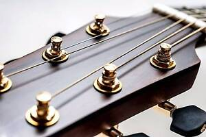 Guitar Re-string and Clean Service Winthrop Melville Area Preview
