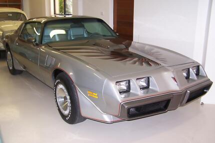 79 Pontiac Trans Am 10th Anniversary -4 Speed-Only 9889 mls Kurrajong Hawkesbury Area Preview