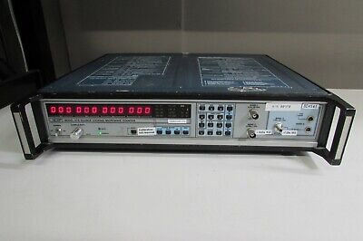 Eip 578 Source Locking Microwave Counter 10 Hz To 26.5 Ghz Opt 05 06