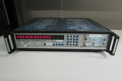 EIP 578 Source Locking Microwave Counter, 10 Hz to 26.5 GHz Opt 05, 06