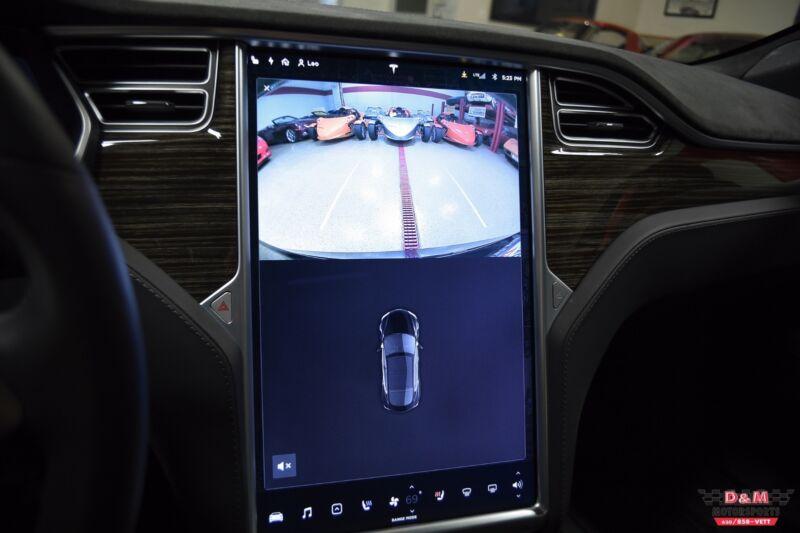Image 19 Coche Americano usado Tesla Model S 2017