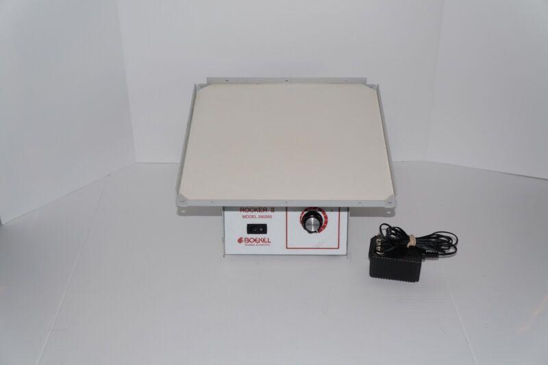 """Boekel Scientific Rocker II-260350 Adjustable Mixer Shaker 12""""x12"""" Platform"""