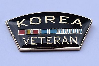 Korea Veteran Pin, Korean War Pin, Lapel Pin, Veteran Pin, Hat pin
