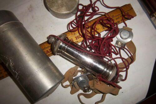 Antique 1912 OO Duplex Oxypathor Quack Medicine Device, Blood Aeration